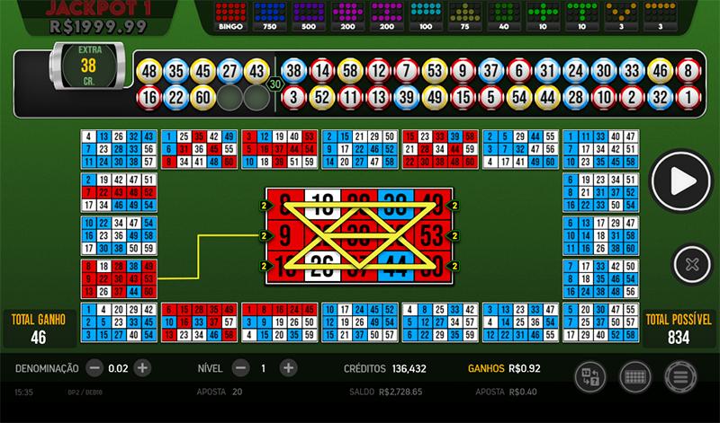 Multi Mega Bingo