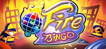 The video bingo game that will make you boil! A hot game of 60 balls and up to 10 extra balls. Ask the firefighters for help and earn an incredible bonus.